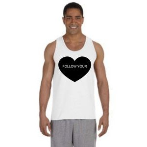 G220 Gildan Ultra Cotton 6 oz Tank Top