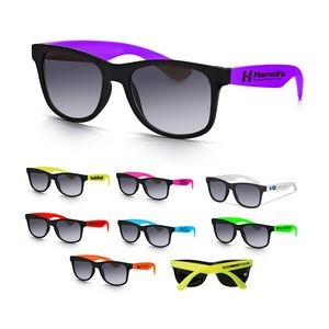 Traveler Two Tone Sunglasses